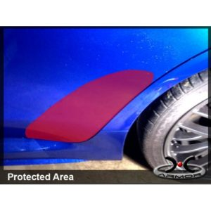 Door Paint Protection film