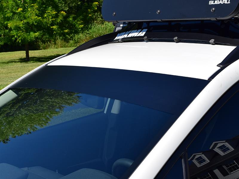 2018 Xv Crosstrek Subaru Crux Moto Vinyl Overlays Performance Parts Tail Light Sun Visor Precut 2