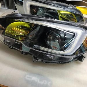 Custom Headlight Builds