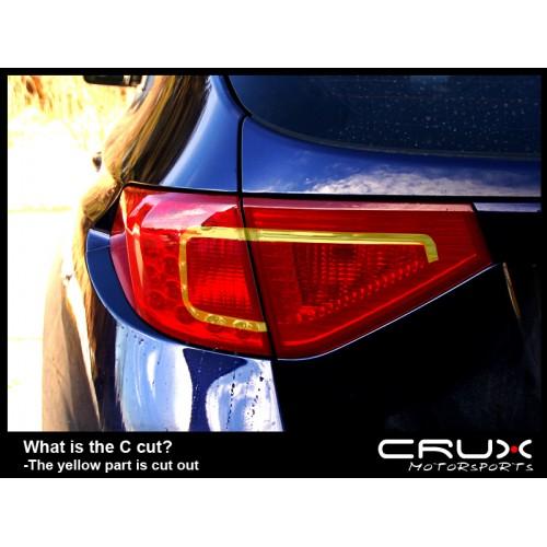 Crux Motorsports 2008 – 2014 Subaru WRX & STi Hatch C-Cut ...