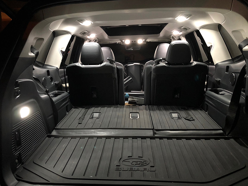 Diode Dynamics HP5 194 Interior LED kit Subaru Ascent ...