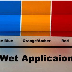 Headlight & Tail Light Tint Wet Application