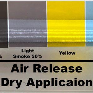 Air Release Films