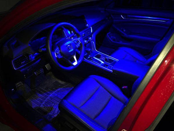 Blue LED