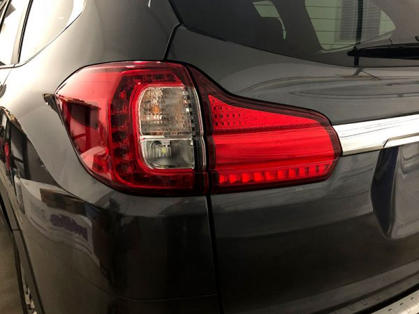 Subaru Ascent Tail Light Overlay