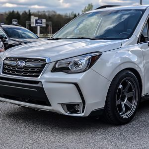 2014 - 2018 Forester