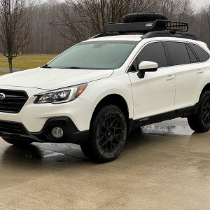 2015 - 2019 Outback