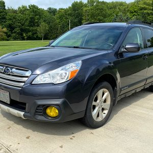 2010 - 2014 Outback